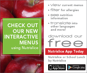 Download Nutrislice App