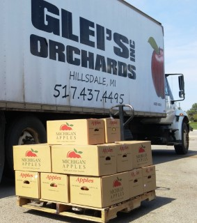 Gleis Orchards